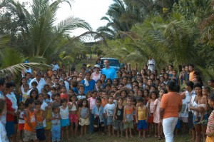 Kids in Brazil